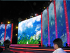 China best popular stage background P7.62 HD indoor full color led tv video wall