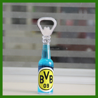 Custom BVB Acrylic Wall Mounted Bottle Opener
