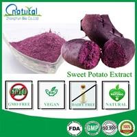 100% Powder Natural Purple Sweet Potato Extract