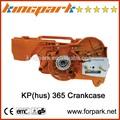 Proffessional herramientas de jardinería kingpark piezas para 365 motosierra/sierra cadena del cárter del motor