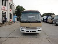 High Quality Brand New Toyota Style Coaster Mini Bus JNQ6701