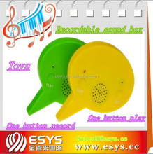 Wholesale voice recording toys for toy and gifts