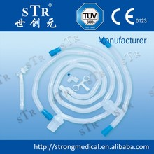 Medical Anesthesia Breathing Venlitalor Circuit With Water Trap