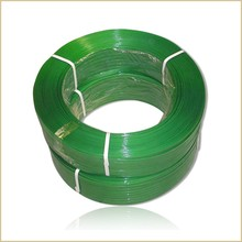 High tension strength plastic strapping roll