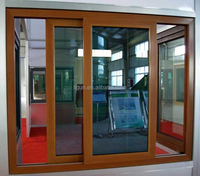 beijing factory manufacture the standard model of the tongue sliding window grill design