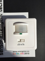 ES-P09A voice and motion sensor switch