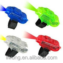 Plastic finger lamp LED /Flashing Finger Light