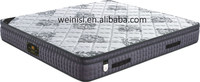 A1030 bedroom mattress one side pillow royal mattress King size