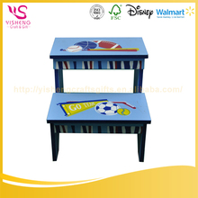 China Supplier retro chair with step stool