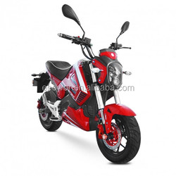 2000W electric motorcycle e-motorcycle electric scooter with large power 72V20Ah batteryfor HC-EM51Sportman 2000W