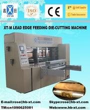 Flexo placa tinta de impresión que hace la máquina rodamiento de rodillos troquelado máquina de envasado automático de corrugado planta
