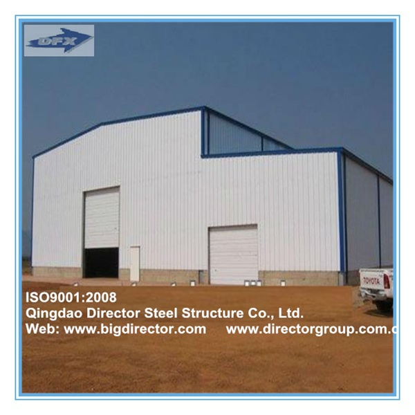 China Cheap Light Steel Frame Prefabricated Metal Shed Kit - Buy ...