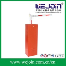 90 degree folding parking barrier auto parking system traffic barrier access control