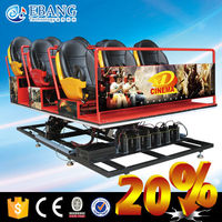 So enthralling 5d shooting gun simulator game machine 4d 5d 6d glasses