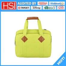 wholesale price classic polyester laptop computer messenger bag