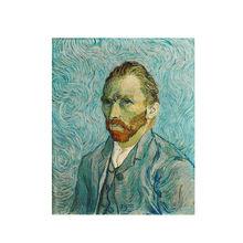 retrato lienzo de pintura