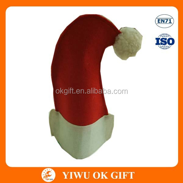 New product hot sale funny cheap christmas hat for
