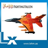 8CH Adults toys F-16 ducted fan rc jets