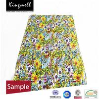 2015 High Quality Digital Printed fashion yong tube scarf