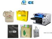 pp canvas shopping bag a2 uv inkjet printer for sale