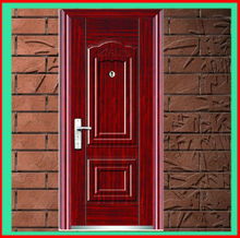 Sudan theft resistant reinforced door steel