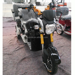 Best price pedal cargo electric tricycle 2015