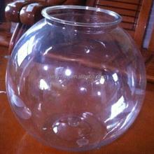 New eco-friendly material PET plastic fish bowl, aquarium fish bowl