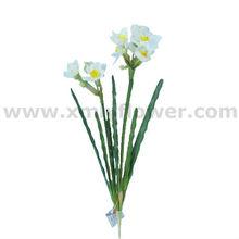 Narciso arreglo floral artificial mesa