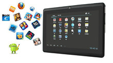 """7"""" dual Core 4G RAM800*480 IPS Support HDMI Tablet PC 7 inch q8 tablet pc"""