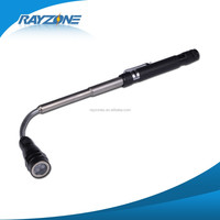 Aluminium Magnetic LED Telescopic Flashlight