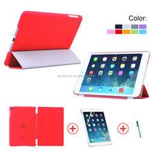 Gold Supplier on Alibaba For iPad Mini 2 Smart cover, leather for apple iPad Mini 2 case