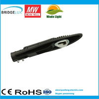 High power square Bridgelux chip led street lights 30 watts with CE,ROHS certificates