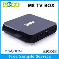 hot sell porn video android tv box arabic channel M8 S802 quad core andriod 4.4 ultra low power mini pc