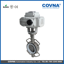 Professional electric fuel shut off valve electric water valve flow control with CE certificate