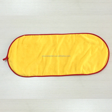 Microfiber Pet Dog Towel Dry Bag with Two Pockets