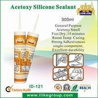 dow corning quality silicone sealant 300ml (Kingjoin ID-121)