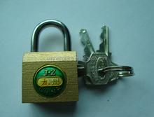 40MM small cute Iron Imitate Brass lock
