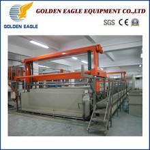 Águila de oro galvanizado planta