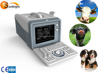 Medical portable top veterinary ultrasound cow pregnancy test
