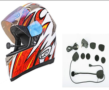 hand free bluetooth headphone for motorcycle helmet bt function Support stereo music