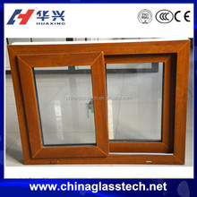 newest and popular style waterproof PVC sliding window