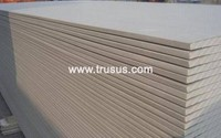 CE Approved Fire Resistant Gypsum Ceiling Plaster Board