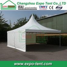 Pagoda garden tent 4mx4m for garden sun shade