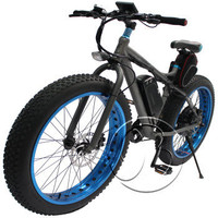 1000W/48V electric bike big tyre AL alloy electric bike new model motor electric bike in china