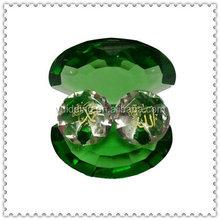 Creative Shell With Two Diamonds Crystal Islamic Wedding Gifts