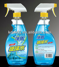 Fresh Glass Cleaner, glass cleaning