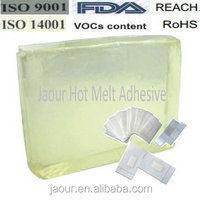 Top quality hot melt adhesive glue for breathable tapes