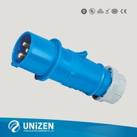 3P Industrial Plug&Socket 248 male plug High quality car cigarette lighter socket car adapter plug