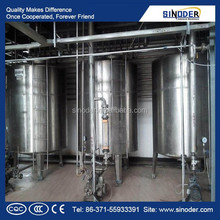 hot sales in Africa! 3T/D edible oil refining machine crude oil refinery for sale oil refinery for sale in united states
