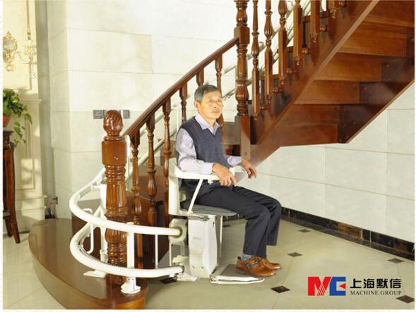 Fabuleux Vertical Fauteuil Roulant Monte-escalier Pour Personnes  YY98
